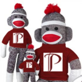Philadelphia Sock Monkey