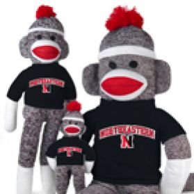 Northeastern Sock Monkey