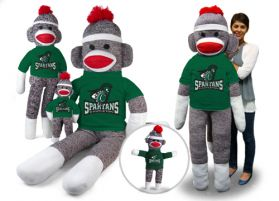 Castleton State Sock Monkey