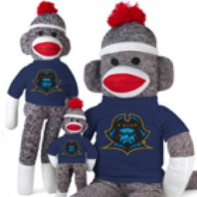 East Tennessee State Sock Monkey