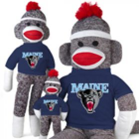 Maine Sock Monkey