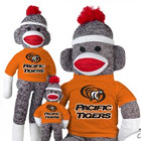Univ Of The Pacific Sock Monkey