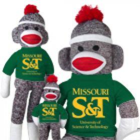 Missouri S&T Sock Monkey