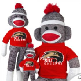 SIUE Sock Monkey