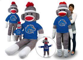 Boise State Sock Monkey