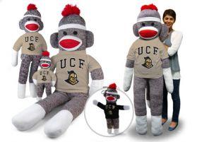 UCF Sock Monkey