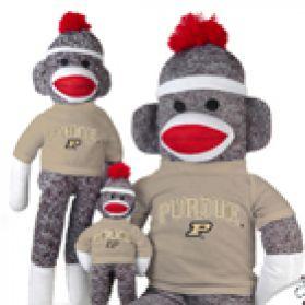 Purdue Sock Monkey