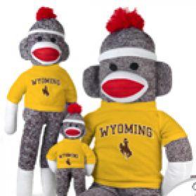 Wyoming Sock Monkey