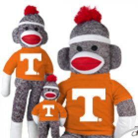 Tennessee Sock Monkey