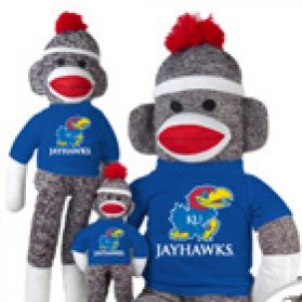 Kansas Sock Monkey