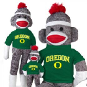 Oregon Sock Monkey