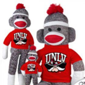 UNLV Sock Monkey