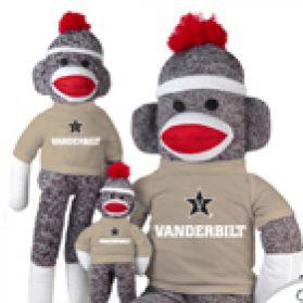 Vanderbilt Sock Monkey