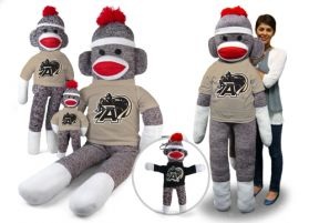 Army Sock Monkey