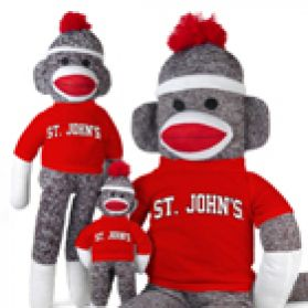 St John's Sock Monkey