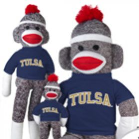 Tulsa Sock Monkey