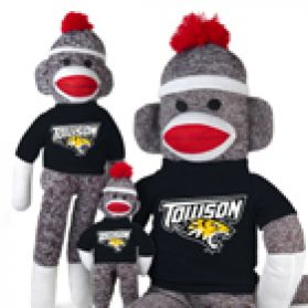 Towson Sock Monkey