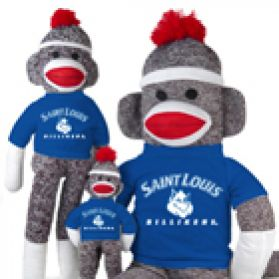 Saint Louis Sock Monkey