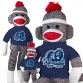 Old Dominion Sock Monkey