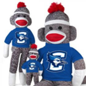Creighton Sock Monkey