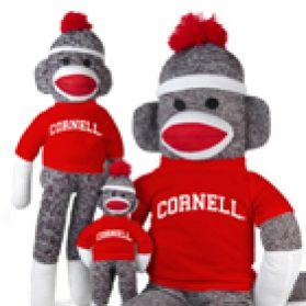 Cornell Sock Monkey