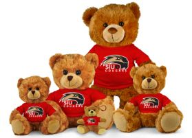 SIUE Jersey Bear