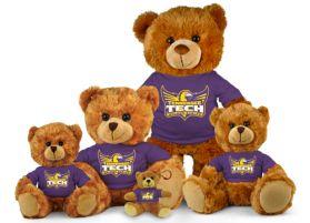 Tennessee Tech Jersey Bear
