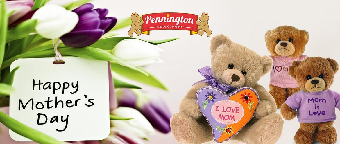 Happy Mother's Day from Pennington Bears